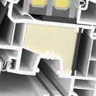 Kunststof kozijnen Aluplast Energeto Foam-inside